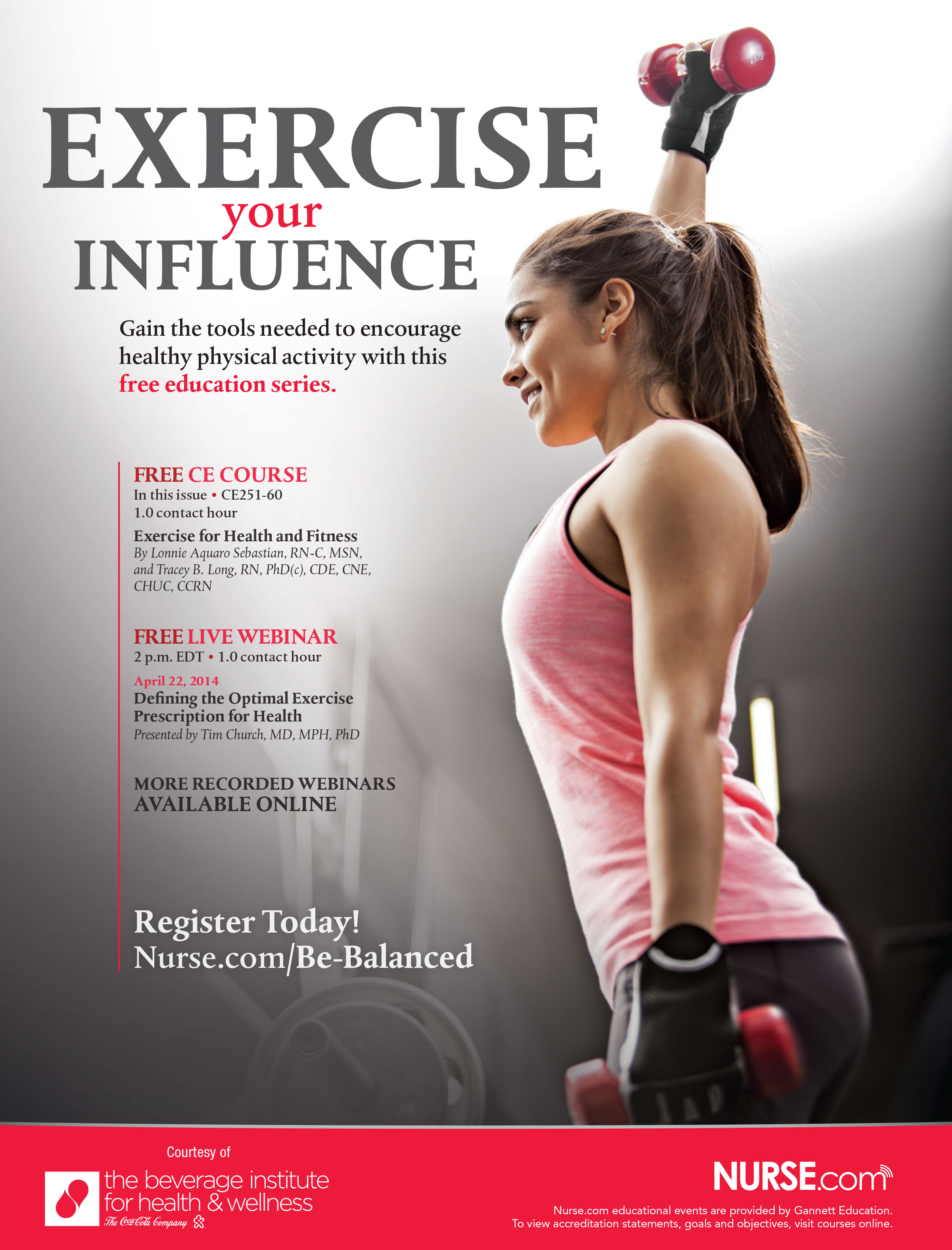 Coca-Cola: Exercise your Influence