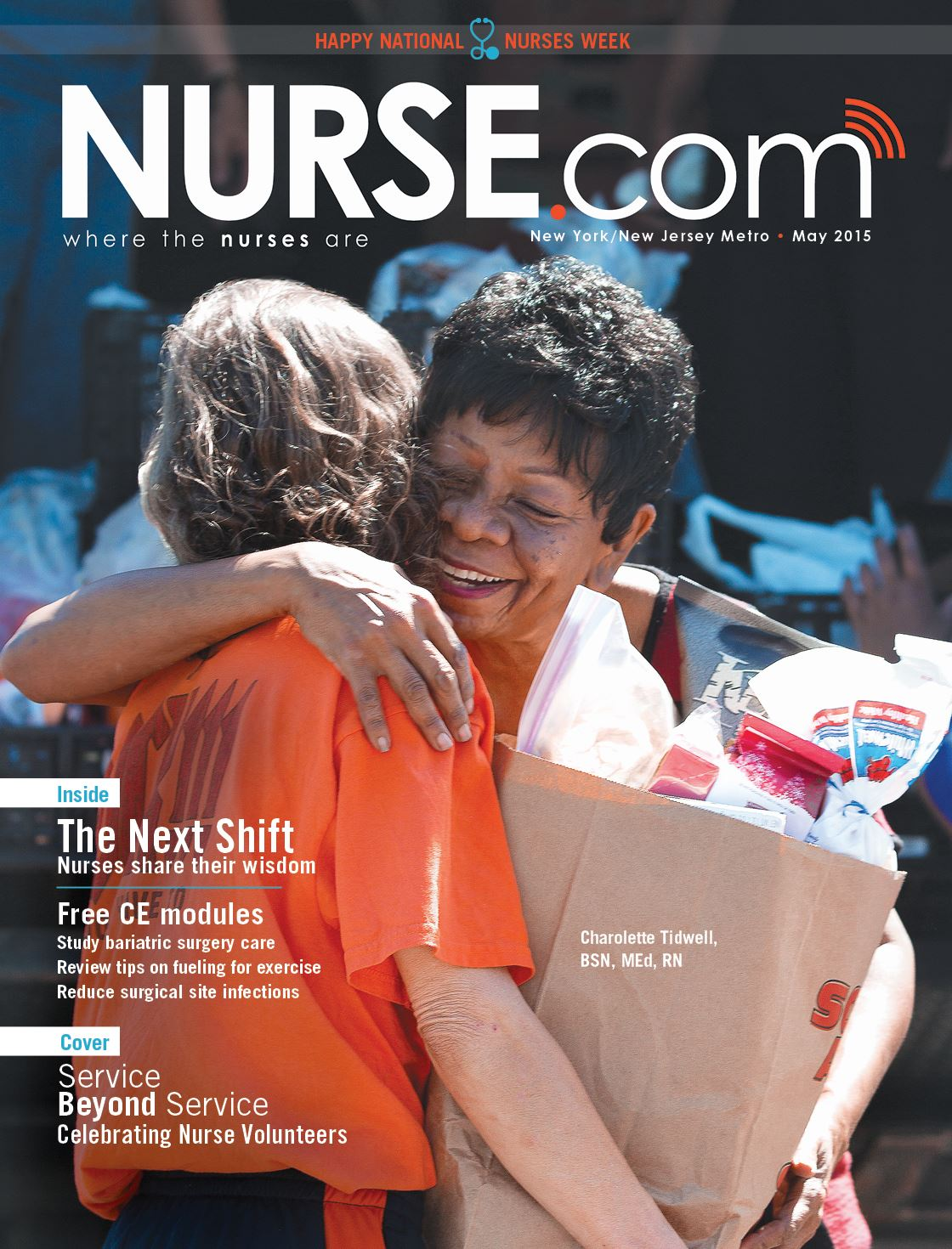 Nurse.com South Issue
