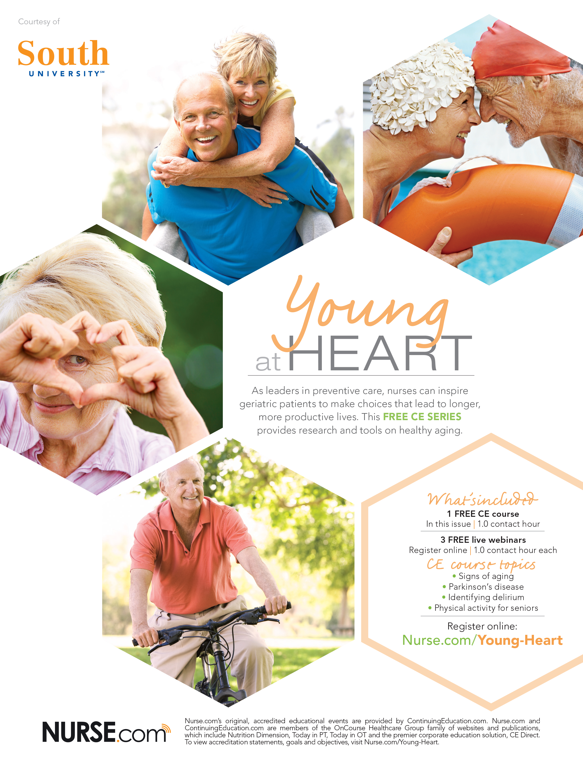 South Univ. – Young at Heart